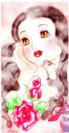 Snow White by rebenke.deviantart.com