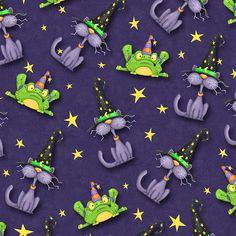 This fantastically fun NEW Halloween collection just arrived from Henry Glass Fabrics :) Toil & Trouble is designed by Shelly Comiskey of Simply Shelly Designs. Toil And Trouble, Purple Cat, Halloween Fabric, Cold Porcelain, Crochet Patterns, Quilts, Biscuit, Creative, Fabrics