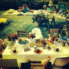 Portfolio Decoração do Baile - FESTAS INFANTIS picnic party