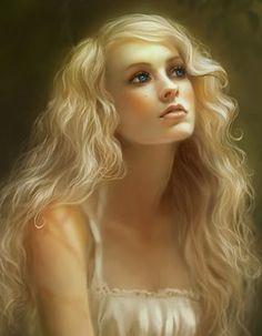 Fantasy Women, Fantasy Girl, Girls Characters, Female Characters, Character Portraits, Character Art, Medieval Girl, Dna, Harem Girl