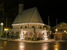 Scenes of Prien am Chiemsee #Bavaria #germany #Christmas