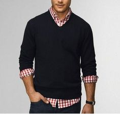 sweater and jeans men - Google Search