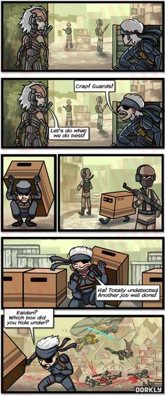 Metal Gear Differences: Revengeance - Image 1