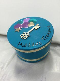 Personlized Treasure Box