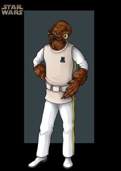 admiral ackbar  -  commission by nightwing1975.deviantart.com