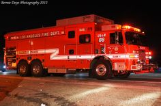 lafd apparatus | Urban Search and Rescue (USAR) Apparatus - 4 - a gallery on Flickr