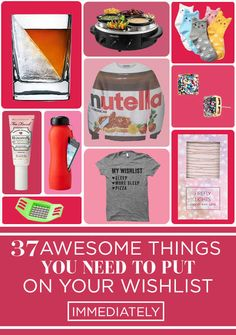 37 Things That Actually Belong On Your Wishlist