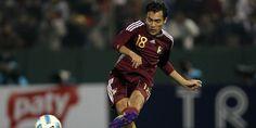 Juan Arango, Futbol Venezuela #vinotinto