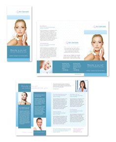 Skin Specialist Centre Tri Fold Brochure Template http://www.dlayouts.com/template/749/skin-specialist-centre-tri-fold-brochure-template