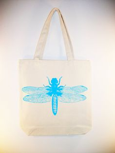 Bright Summer Vintage Bug 1 on Canvas Tote  other by Whimsybags, $12.00