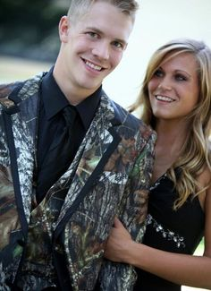 Camo Tuxedos For Weddings | camo tuxedo I don't think I like this for Hayden with a really formal wedding.  Dad and I will tell him...NO CAMO!