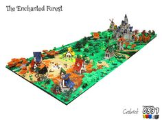 Enchanted Forest | by Cesbrick