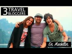 ▶ 3 Travel Bloggers - Medellin, Colombia - YouTube