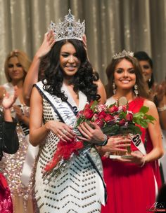 """Ivette Saucedo Ms Spain crowned """"Queen of the Universe 2013"""" and Golsa Sarabi Ms Iran Wins Queen of the Universe Award"""