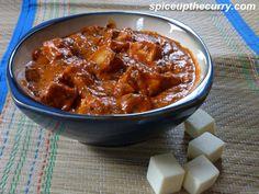 Paneer Makhani (Paneer Butter Masala) (Restaurant Style)