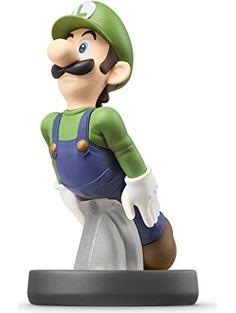 Luigi amiibo (Super Smash Bros Series) ❤ Nintendo