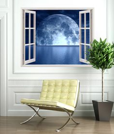 Vinilo decorativo Lisila Barcelona Chair, Window Wall, Wall Stickers, Lounge, Windows, Furniture, Home Decor, Special Effects, Vinyls