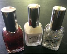 Nail Polish Trio BRAND NEW! 4th of July!!! Pure Ice