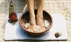 Conscious Care For Your Feet
