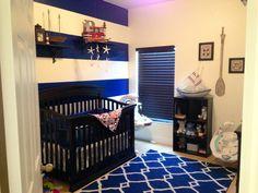 Baby room!! #nautical baby boy!!!