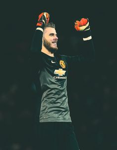 Man Utd's David De Gea