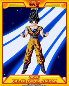 Goku Super Saiyan (Grand Tour Saga) Lineart: El vector está sacado de esta imagen: Por favor, si utilizas esta imagen, pon en la descripción que la imagen es mía. --- The vector is drawn from this ...