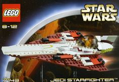 7143: Jedi Starfighter #2002