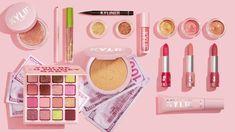 Kylie Jenner Makeup, Blush, Beauty, Make Up, Rouge, Beauty Illustration