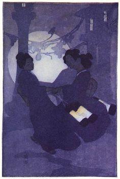 Fox Women  by Bertha Lum, 1907
