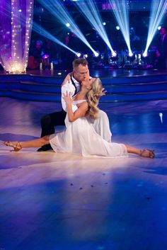 Denise and James - Strictly Come Dancing - Semi Final 2012