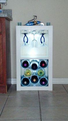 DiY Expedit Wine Rack