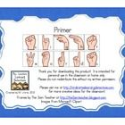 This is a set of cards with all 52 Primer Dolch sight words. Each sight word has pictures of ASL alphabet letters for finger-spelling practice.Dolch Pre-Primer also available.Dolch grade lists coming soon! Classroom Freebies, Classroom Activities, Classroom Ideas, Sign Language Interpreter, Spelling Practice, Dolch Sight Words, Speech And Language, Language Lessons, Language Arts