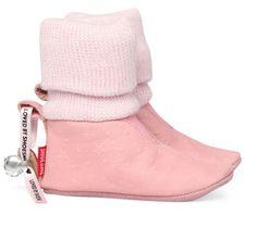 Roze Shoesme kinderschoenen BS5W501 babyschoentjes