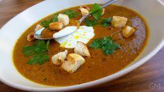 DOMA navařeno: Indická polévka z pečené mrkve