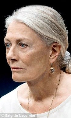 .... VANESSA REDGRAVE ....... (born 30 January 1937) ........... is an English actress of stage, screen and television, as well as a political activist.