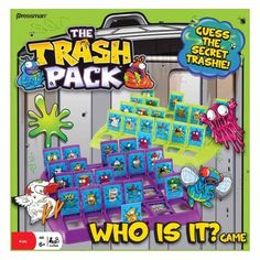 The Trash Pack, Who Is It?