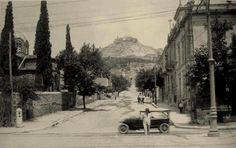 Βασιλίσσης Σοφίας & Πλουτάρχου, 1918, #solebike, #Athens, #e-bike tours