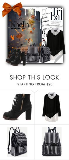 """SheInII/6"" by irmica-831 ❤ liked on Polyvore featuring Nivea"