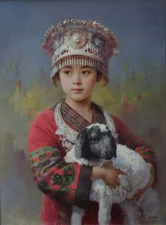 Breathtaking!Chinese Painter!