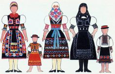 Folk Costume, Costumes, Russian Architecture, Folk Clothing, Regional, Strapless Dress, Vaseline, Education, Clothes