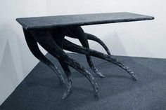 tree root shaped coffee table base