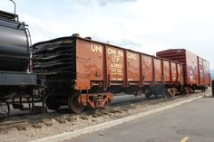 LocalMotive Utah Union Pacific Train Photography by Eric Ethan