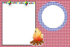 Xadrez Vermelho e Azul – Kit Completo com molduras para convites, rótulos para guloseimas, lembrancinhas e imagens! | Fazendo a Nossa Festa