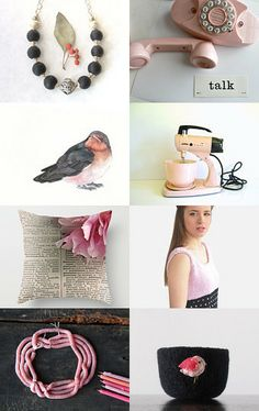 Let's give 'em somethin' to talk about. by K. J. Beargeon on Etsy--Pinned with TreasuryPin.com
