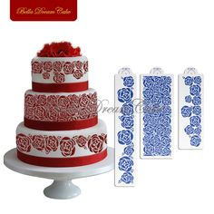 7 Questions To Ask At Wedding Cake Decorating Kits - 7 Questions To Ask At Wedding Cake Decorating Kits - wedding cake decorating kits Wedding Decoration Supplies, Wedding Cake Decorations, Wedding Cake Toppers, Wedding Cakes, Cake Borders, Tool Cake, Cake Accessories, Cake Stencil, Cake Decorating Supplies