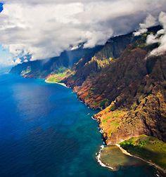 condenasttraveler: View Kaua'i from an Open-Door Helicopter | Kaua'i, Hawai'i