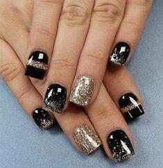 #Nagel Model 2018 10 + Best Winter Black Nails Kunst Designs & Ideen 2018  #Nagel Ideen #fingernails #shellacnails #Nail #nailart #nagellack #prettynails #nailsart #Gel #Haare und Schönheit #NagelDesign #Schöne Zitate #Nagel #Frühlingsnägel #Beleza#10 #+ #Best #Winter #Black #Nails #Kunst #Designs #& #Ideen #2018
