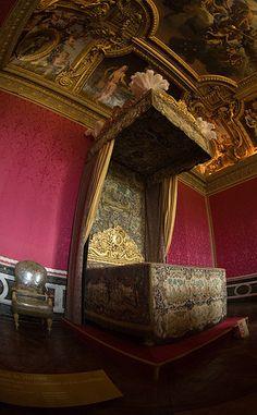 Chateau de Versailles - Salon de Mercure -