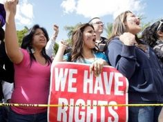 What's the immigration law taking action in Arizona?