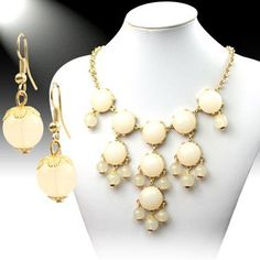 Accessory Accomplice Goldtone Nude Bubble Statement Necklace & Earring Set Accessory Accomplice, http://www.amazon.com/dp/B00FW2906G/ref=cm_sw_r_pi_dp_U7H6tb0KKA83S